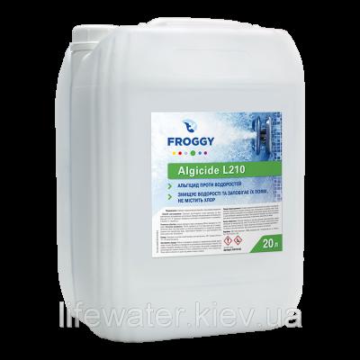 Альгицид непенящийся 20л Algicide L210