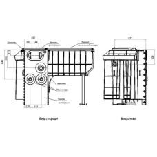 Встроенная фильтрующая установка PFI 181 Desjoyaux
