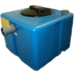 Жироуловитель под мойку ЖСБ-0,040 (сепаратор жира под мойку)