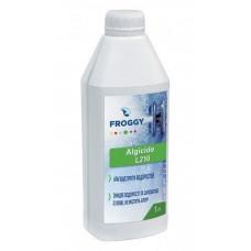 Альгицид непенящийся 1 л FROGGY L210