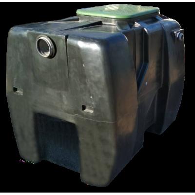 Сепаратор жира с отстойником FAT S 2